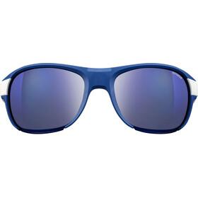 Julbo Regatta Octopus Sunglasses Blue/White/Red-Multilayer Blue